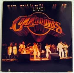 Bild von The Commodores - Live