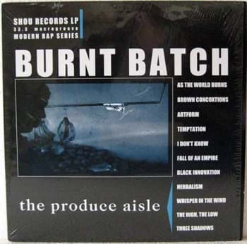 Bild von Burnt Batch - The Produce Aisle