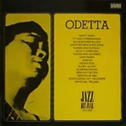 Bild von Odetta ‎– Sings Ballads And Blues