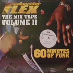 Bild von Funkmaster Flex - The Mix Tape Volume II (60 Minutes Of Funk)