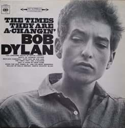 Bild von Bob Dylan ‎– The Times They Are A-Changin'