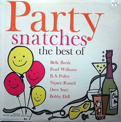 Bild von Various ‎– Party Snatches