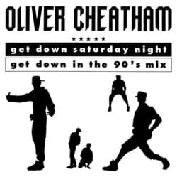 Bild von Oliver Cheatham ‎– Get Down Saturday Night
