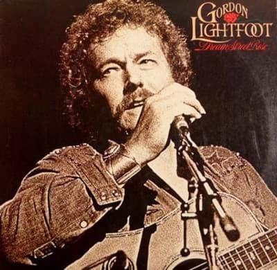 Bild von Gordon Lightfoot - Dream Street Rose