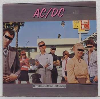 Bild von AC/DC - Dirty Deeds Done Dirt Cheap