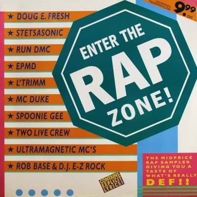 Bild von Enter The Rap Zone