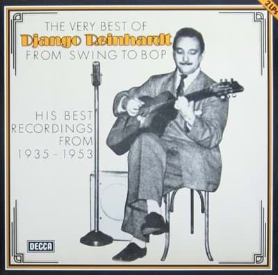 Bild von Django Reinhardt ‎- The Very Best Of