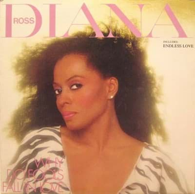 Bild von Diana Ross - Why Do Fools Fall In Love