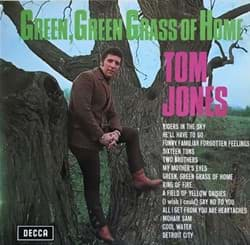 Bild von Tom Jones ‎- Green, Green Grass Of Home