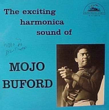 "Bild von George ""Mojo"" Buford - The Exciting Harmonica Sound Of Mojo Buford"
