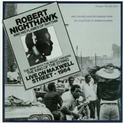 Bild von Robert Nighthawk - Live On Maxwell Street - 1964