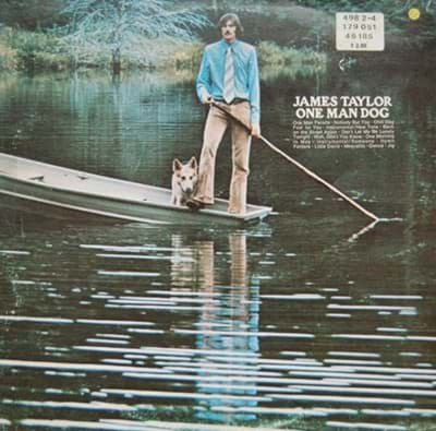 Bild von James Taylor - One Man Dog