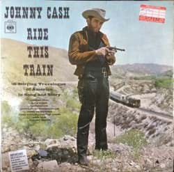 Bild von Johnny Cash - Ride This Train