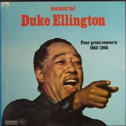 Bild von Duke Ellington - Memorial Duke Ellington - Four Great Concerts 1952 / 1965