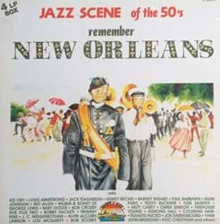 Bild von The New Orleans Jazz Scene Of The 50's