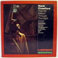Bild von Hank Crawford - Help Me Make It Through The Night