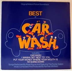 Bild von Soundtrack - Best of Carwash