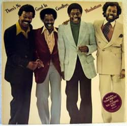 Bild von The Manhattans - There´s No Good In Goodbye