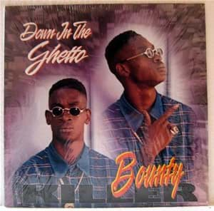 Bild von Bounty Killer - Down In The Ghetto