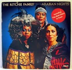 Bild von The Ritchie Family - Arabian Nights