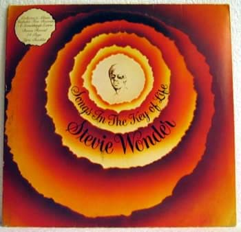 Bild von Stevie Wonder - Songs In The Key Of Life