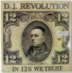 "Bild von DJ Revolution - In 12""s We trust"