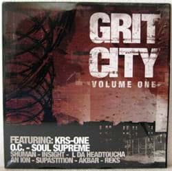 Bild von Grit City - Volume One