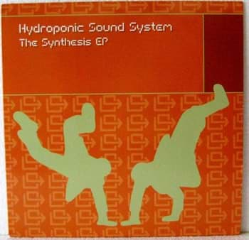 Bild von Hydroponic Sound System - The Synthesis EP